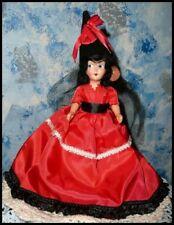 "Spanish Senorita 8"" composition Doll"