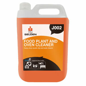 Selden   Food Plant & Oven Cleaner   J002   Formerly S20