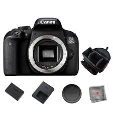 Canon EOS Rebel T7i / 800D DSLR Camera Body w/ Pro Camera and Lens Bag