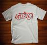 Grease Retro Movie T Shirt Vintage Cool Tee RYDEL HIGH T-BIRDS PINK LADIES