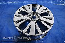 Mazda 6 Chromed Wheel Rim 17x7 64918 Wheel
