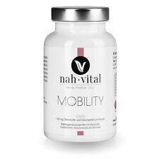 Gelenke Knorpel Kapseln Vitamin C/E/K Chondroitin Glucosamin Hyaluron 120 Stk.