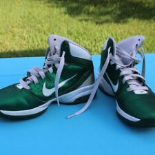 Emerald green Nike sneakers. Us youth size 7.