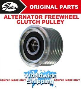 ALTERNATOR CLUTCH PULLEY for OPEL INSIGNIA SpTourer 2.8 V6 Turbo OPC 4x4 2009-15