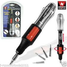 10 in 1 Autoloading Precision Screwdriver With Ratchet