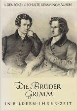 Die Brüder Grimm in Bildern ihrer Zeit    1980