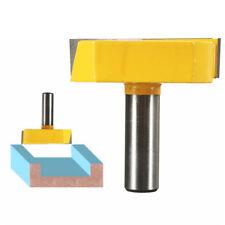 Fresa spianare legno 1/2 Inch Shank 2-1/4 Inch Diameter Bottom Cleaning Router