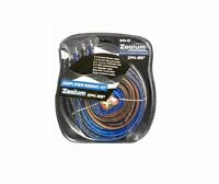 "zealum zpk-8s2 "" Solid "" Kit de cables de Potencia 8mm2"