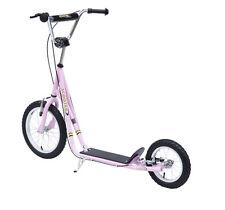 Outsunny Monopattino Scooter a rotelle 40,6/30,5 cm  Cityroller per bambini