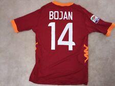 Kappa AS Roma 11/12 Home Bojan Krkic Jersey, Shirt, Size XL, Totti