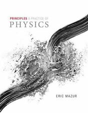 Principles and Practice of Physics Volume 2 (Chs. 22-34) by Eric Mazur (2014,...