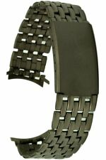Titan Uhrarmband Rundanschluss 18 mm Uhrband Ersatzband