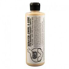 Chemical Guys Scratch + Swirl B Gone REMOVER BODY SHOP SAFE Polishing 473ml