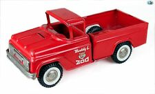 Awesome Original Vintage 1960s Buddy L 'Zoo Pick' Toy Truck