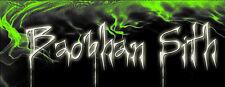 BAOBHAN SITH PERFUME OIL FAIRY FAERY VAMPIRE GOTHIC HALLOWEEN ALL NATURAL