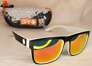Spy+ Optic Discord Ken Block Signature Collection Square Sunglasses 1317