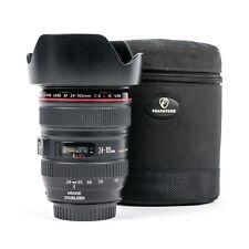Canon EF 24-105mm f/4 L IS USM Macro Zoom Lens (0344B002AA)
