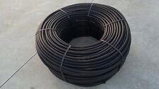A) 100 m tubo ala gocciolante 16 Passo 20 irrigazione impianto goccia orto giard