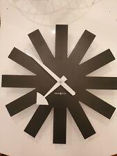 Nelson Howard Miller Asterisk Clock