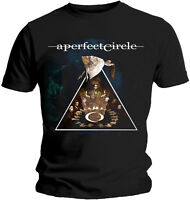 A PERFECT CIRCLE Surrender To Gravity T-SHIRT OFFICIAL MERCHANDISE