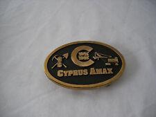 Cyprus  Amax Belt Buckle