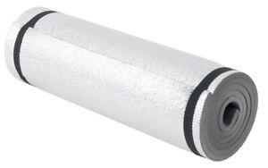 BW Isomatte Outdoormatte Thermo 200 x 50 cm Wärmeisolirend Aluminiumbeschichtung