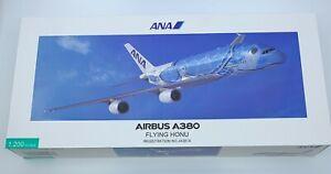 Hogan Wings NH20143, ANA Airbus A380 Flying Honu, Reg. No: JA381A, 1:200