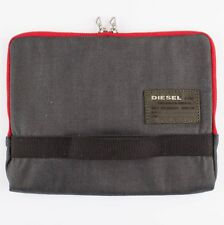 "Diesel D STR ACTION Red Univ Tablet Case BNWT Ipad Man Bag 7.9 9.7 10"" RRP £59"