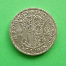 1929 George V Silver Half-Crown SNo33442