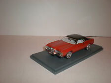 1/43 American Excellence 1971 Mercury cougar  / lim. 500