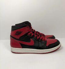 "check out 38276 feb8a Air Jordan Retro 1 High DMP ""Chicago Bulls"" Basketball Shoes Size 12  Preowned"