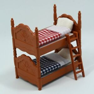 Cute Miniature Dollhouse Furniture Playset for Sylvanian Families Dolls Toy