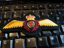 Canada Flight Crew Badge New See Store -Combine Shipping Save !