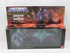 MOTU,Commemorative SKELETOR & PANTHOR,MOC,sealed,Masters of the Universe,He-Man