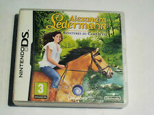 Alexandra Ledermann - Aventures au Camp d'Eté - Jeu DS/XL/DSI/Lite/3DS Complet