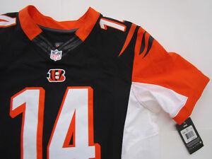Nike Cincinnati Bengals Football Jersey, New Andy Dalton NFL Onfield Jersey XL