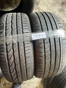2x 225 55 R16 Bridgestone + Kumho  Use 7/7.5mm (1986 ) Free Fitting Available