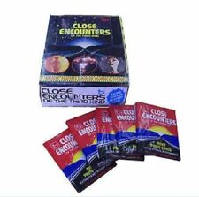 CLOSE ENCOUNTERS OF THE THIRD KIND 1978 FULL BOX OF 36 PACKS OF TRADING CARDS