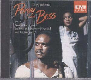 Gershwin - Porgy & Bess - CD (EMI Classics CD