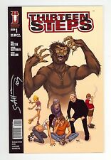 Thirteen Steps (2007) #1 Signed by Chuck Satterlee NO COA First Print NM-