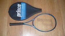 "Prince GRAPHITE VOLLEY OS Tennis Racket - New Pro Sensation Grip Wrap 4 1/2"""