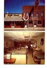 Night Hawk Cafe-Restaurant-Gift Shop-Camdenton-Missouri-Vintage Adv Postcard