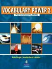 Vocabulary Power 2 Practicing Essential Words by LEBEDEV & DINGLE 9780132221