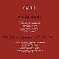 "Gaudi : EP VINYL 10"" Single Coloured Vinyl (2016) ***NEW*** Fast and FREE P & P"