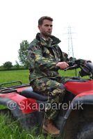 British Army DPM Jacket Trouser Combat Waterproof Parka Camo camouflage