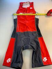 Champion System Mens Performance Link Tri Triathlon Suit Small S (6545-1)