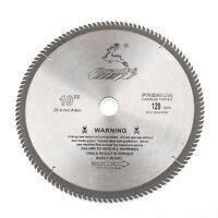 """10"""" Inch Aluminum Cutting Saw Blade Circular Saw Blade 120Teeth"""