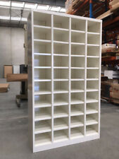 Steel pigeon hole unit metal slot shelving storage unit shelves office furniture