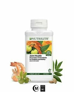 AMWAY Nutrilite Joint Health Glucosamine, 240 Tablets, 60 Day Supply