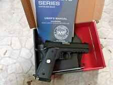 COLT 1911 TACTICAL COMPACT, FULL METAL 6.MM BLOW BACK,GREEN GAS.NUOVA. BY JGG.!
